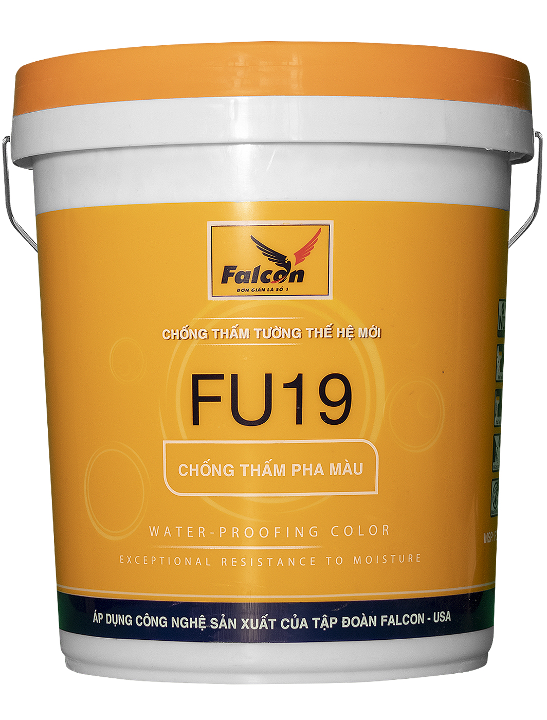 FALCON TINTING WATER PROOFING FU19